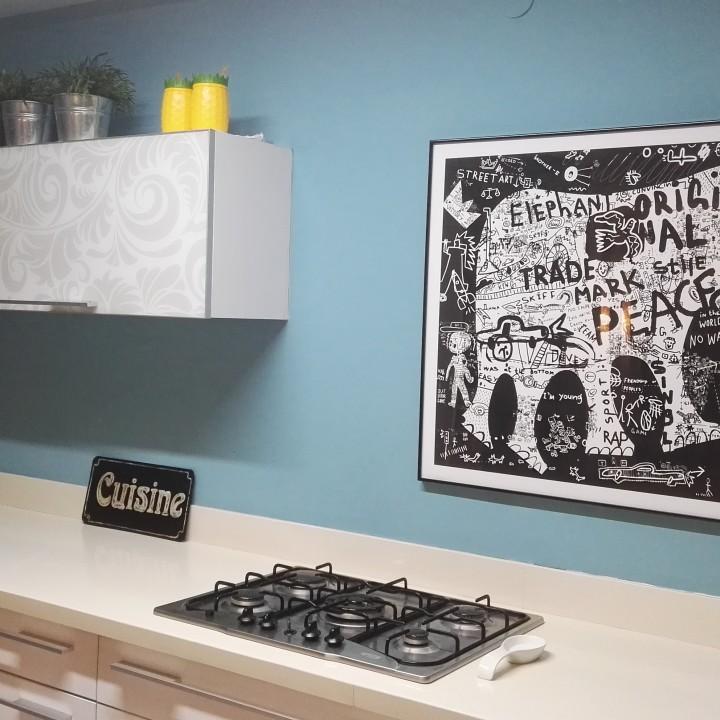 איך מעצבים מהפך הום סטיילינג במטבח תוך  4 שעות ב 1,500 ₪?