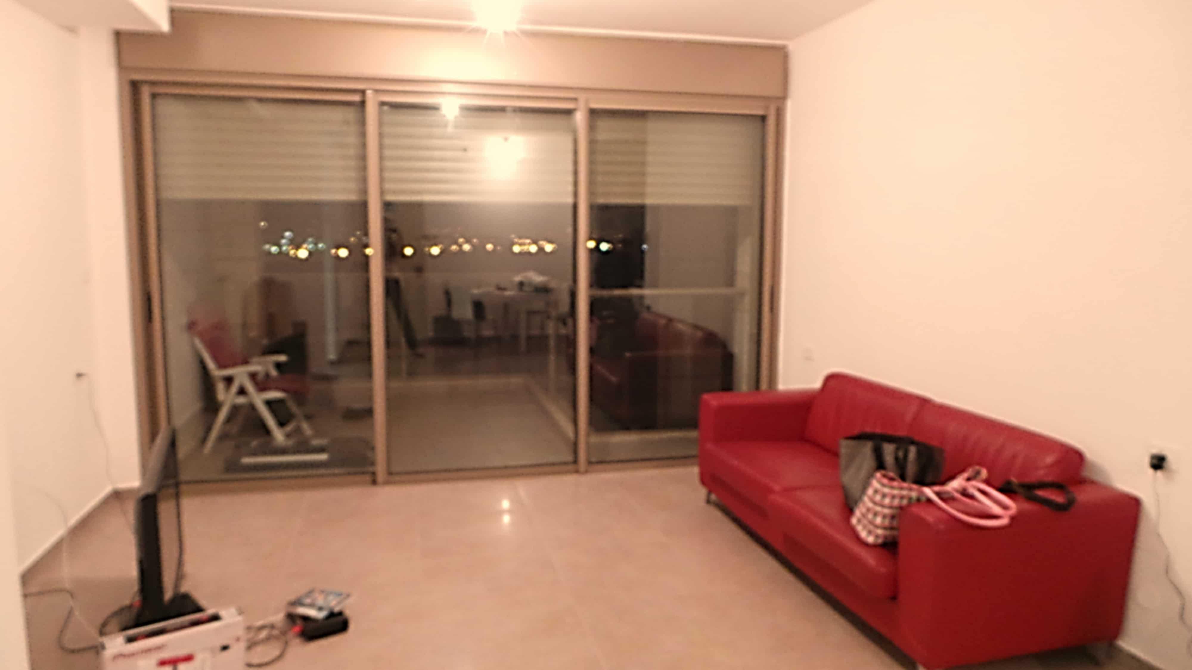 Before-הסלון של קרן שפירא 1
