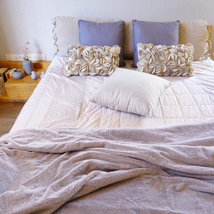 עיצוב חדר שינה של רקפת ואוריה