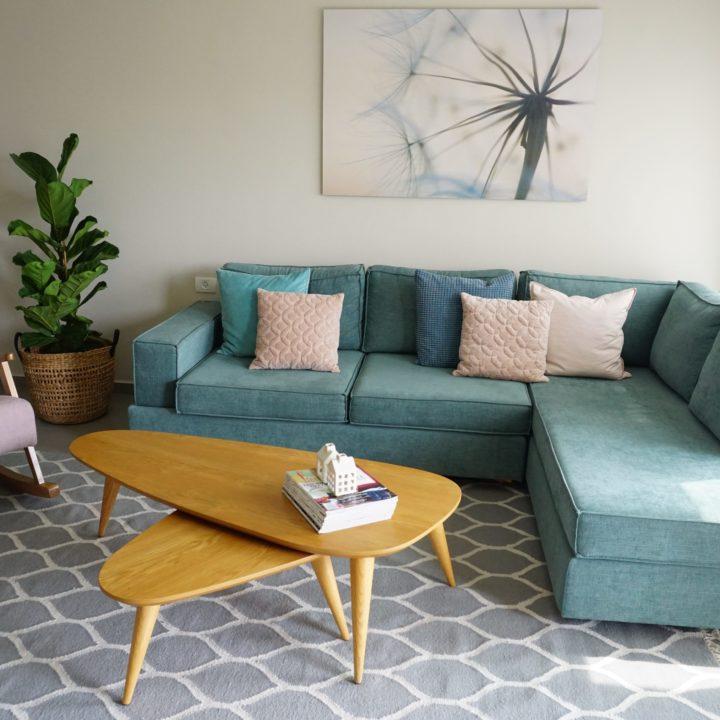 הסלון של יפעת ודורון אדרי