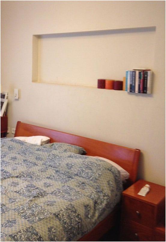 לפני המהפך עיצוב חדרי שינה