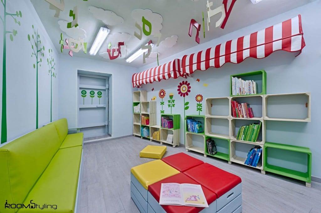 כתבה עלינו במאקו על עיצוב ספריות