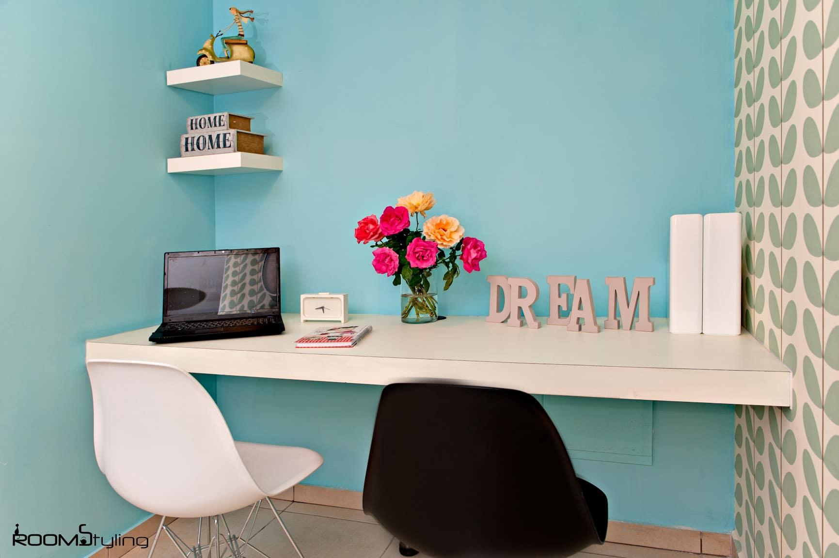 עיצוב חדר עבודה