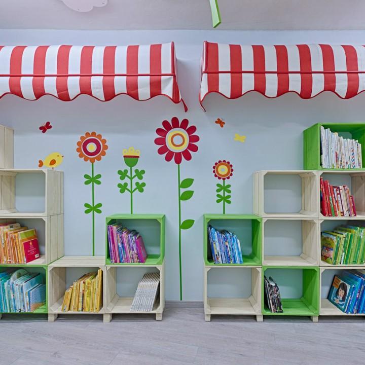 איך עושים הום סטיילינג לספרייה? 7 ספריות מרהיבות ברחבי הארץ