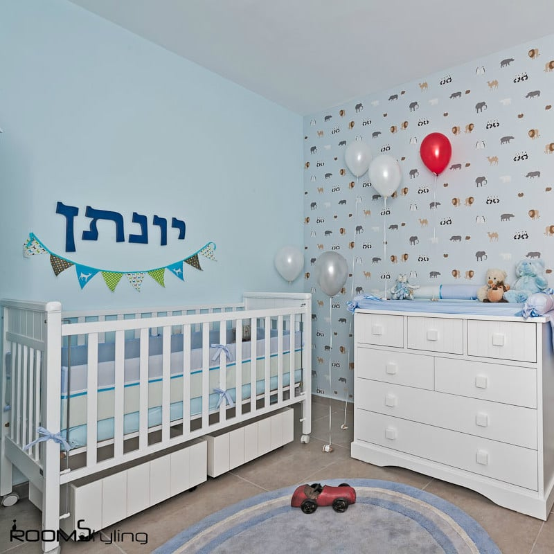After-הום סטיילינג חדר תינוק 1