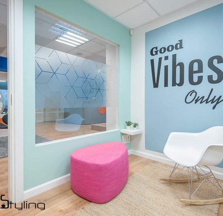 משרדים מעוצבים בסגנון מודרני