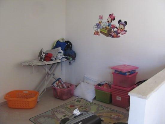 חדר משפחה לפני המהפך