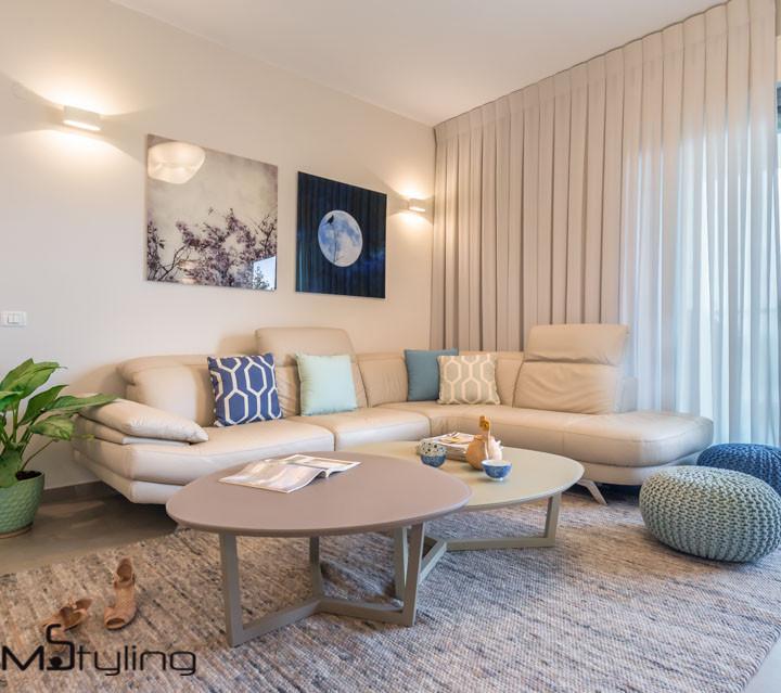 הום סטיילינג להתחלה חדשה: מבית פרטי בכפר לדירה בעיר