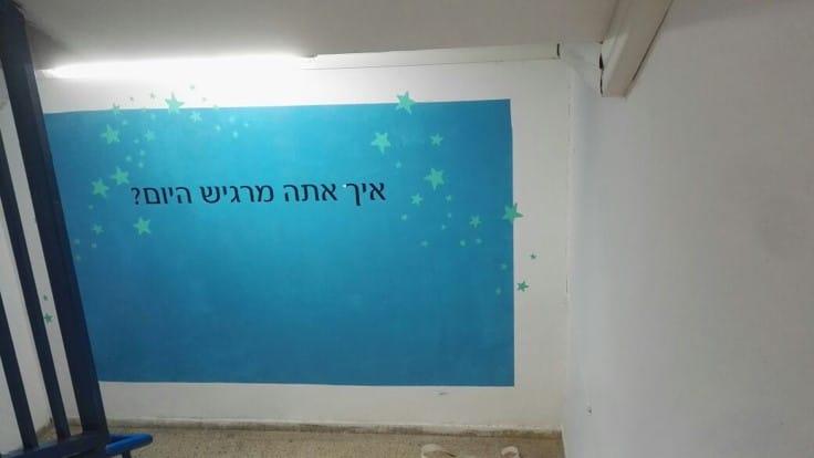 מדבקות לעיצוב קירות